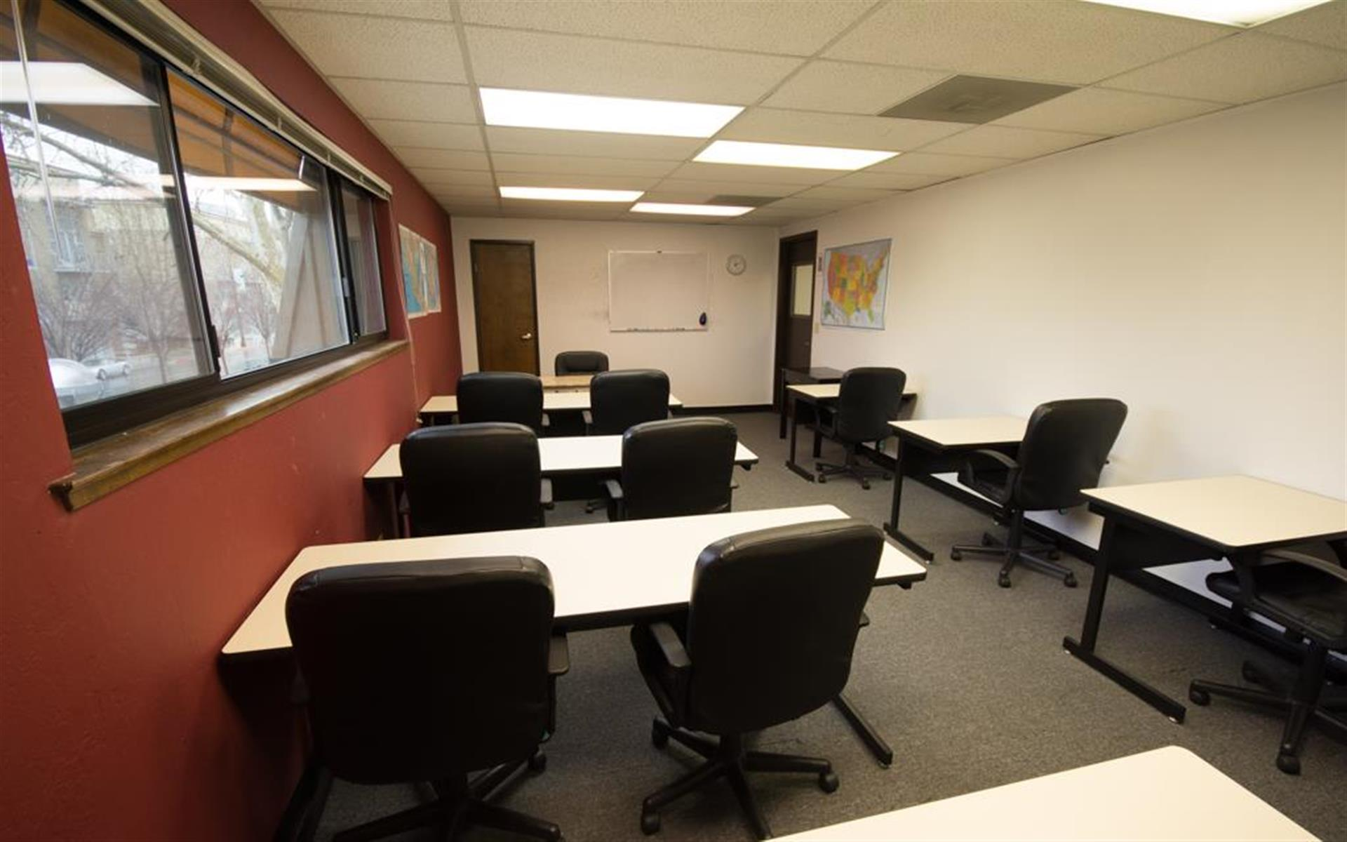 San Jose Learning Center - Classroom / Training Room