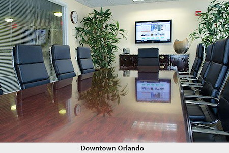 ExecuSuites Downtown LLC - Executive Meeting Room