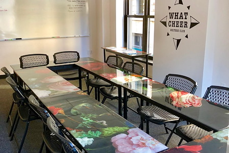 What Cheer Writers Club - Classroom