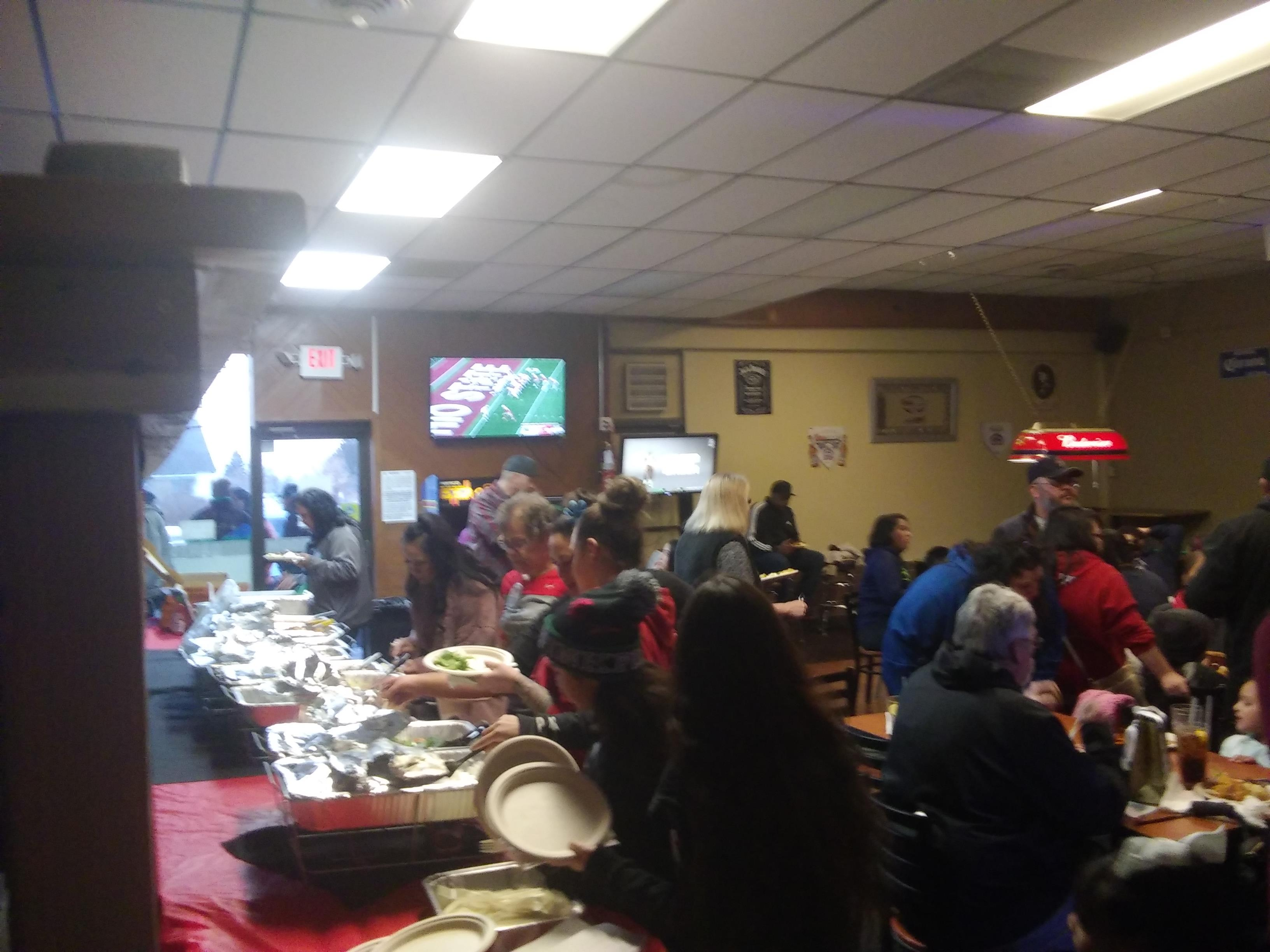 Heros pizzeria - Event room