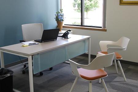 Workspace Patrion - Window Office