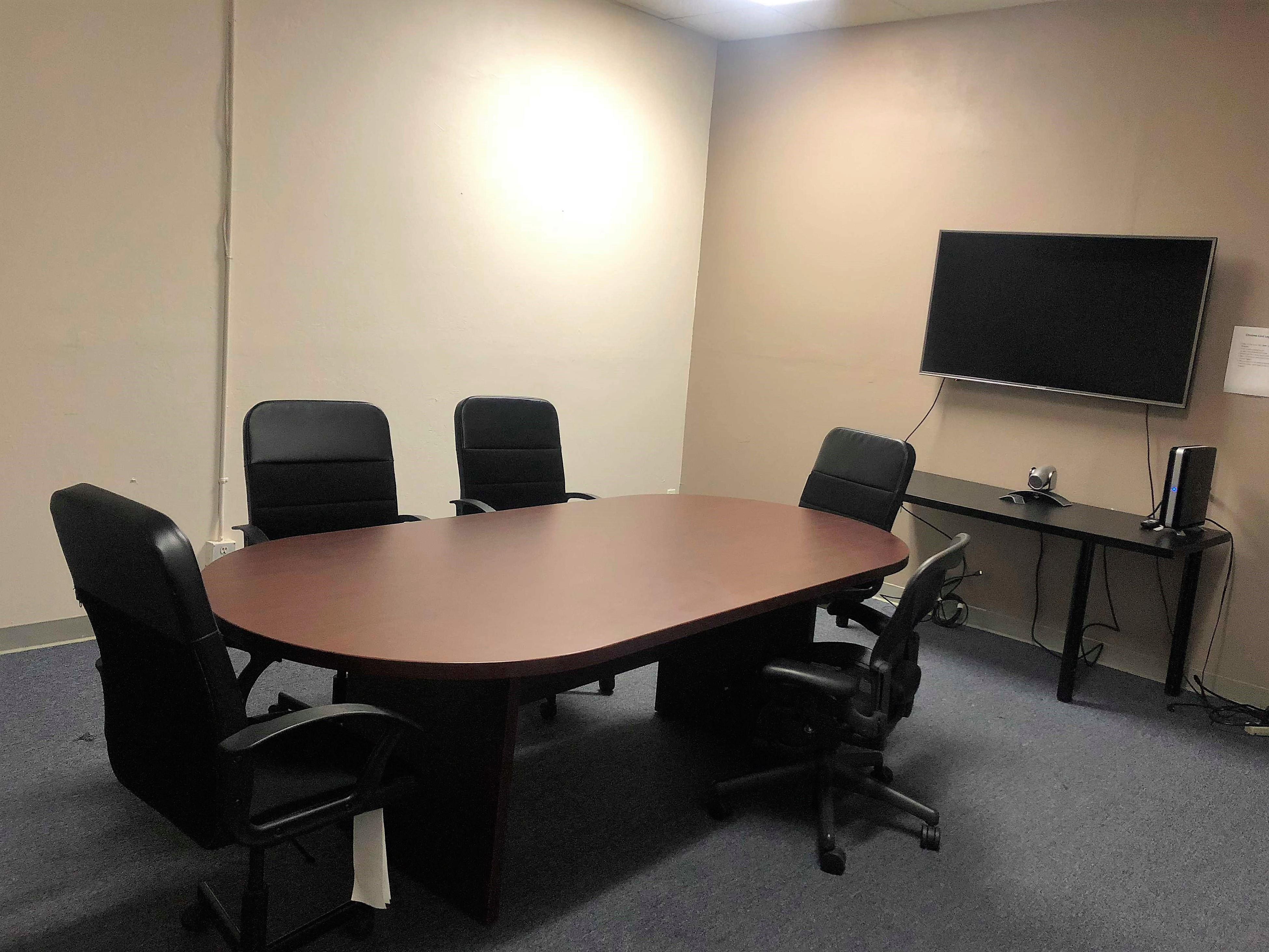 SPOC Space - Dedicated conference room 2