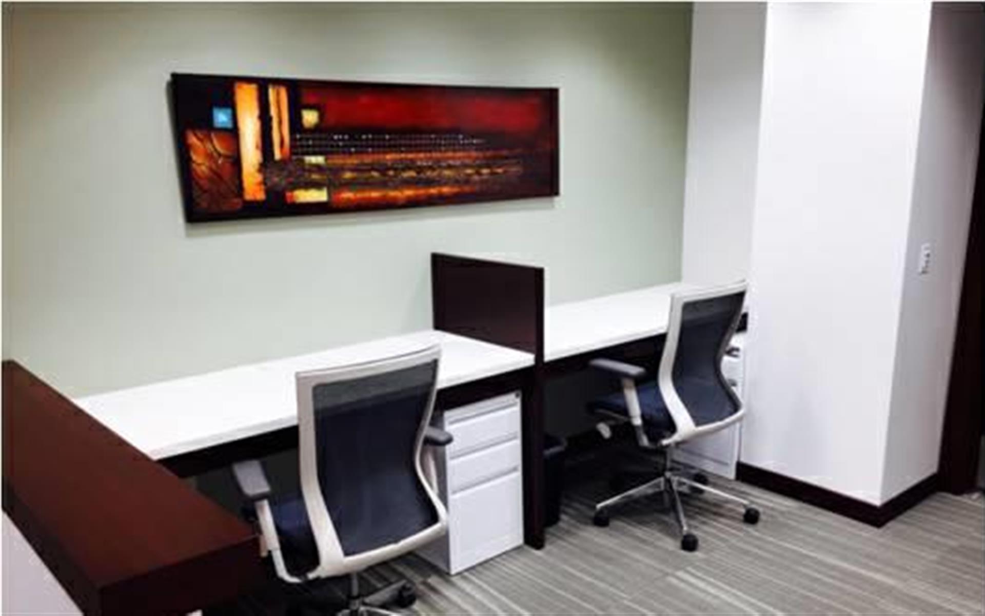 Office Evolution - Centerville - Signle Shared Desk