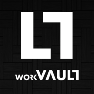 Logo of workVAULT