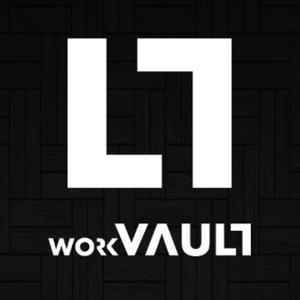 Logo of workVAULT