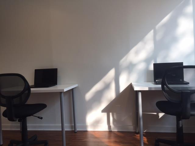 Rent a desk/shared office space - Desk 1