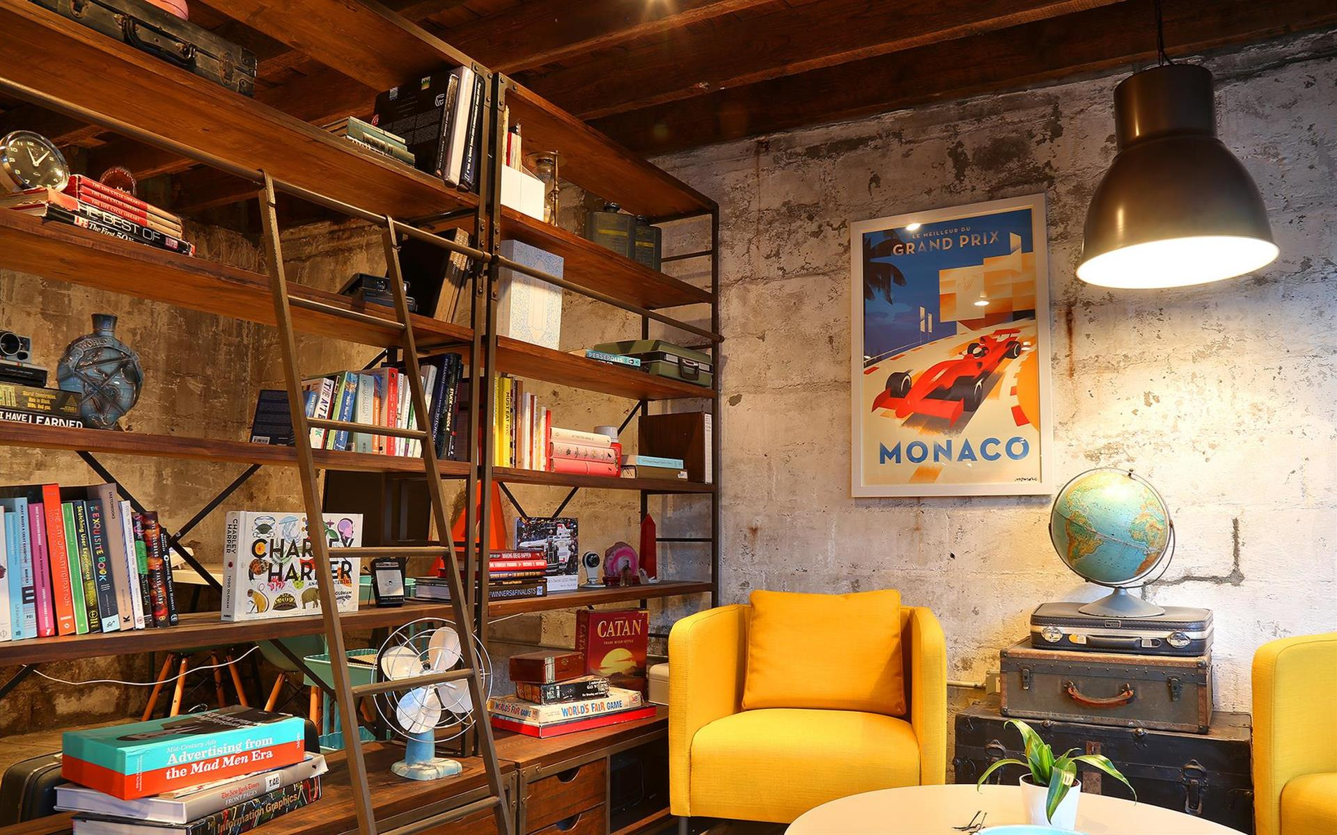 Brooklyn Personal Workspaces