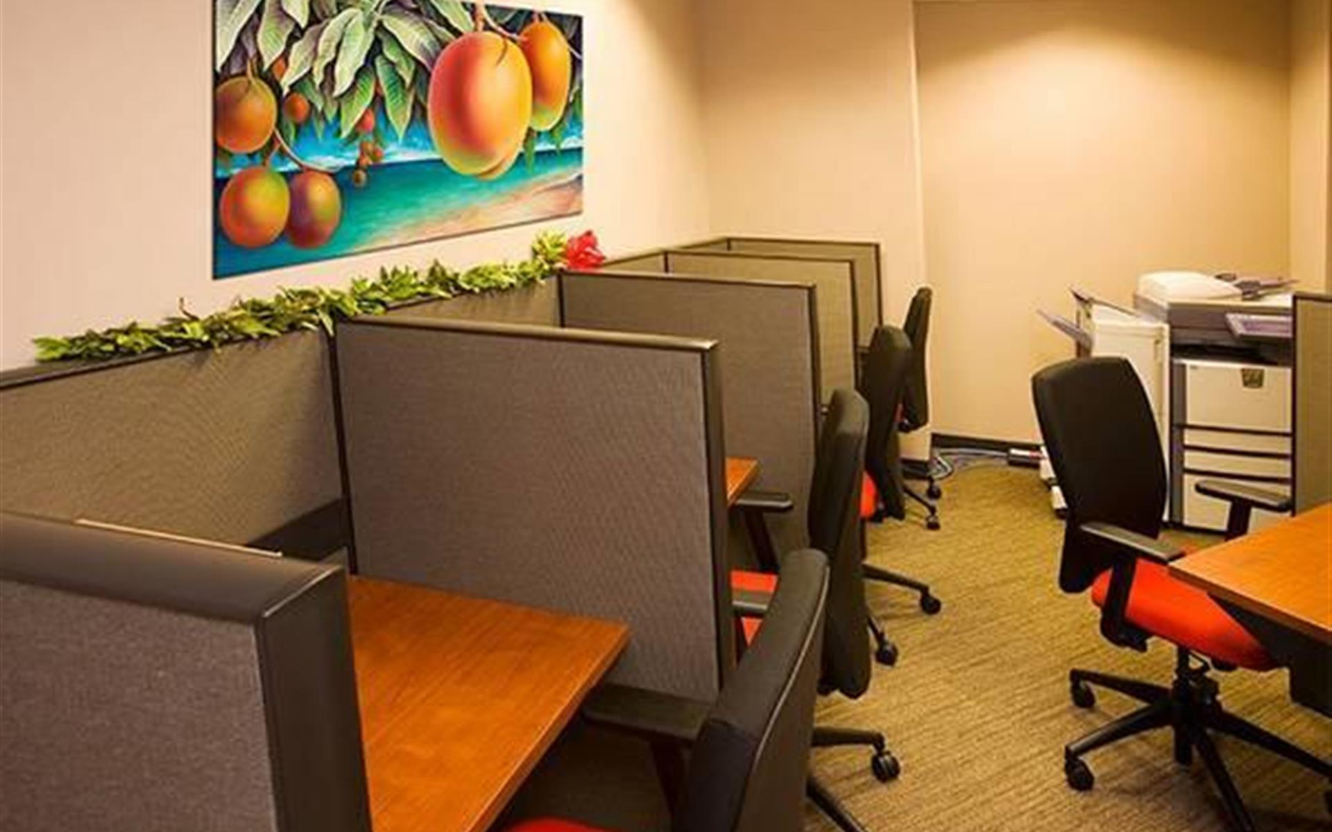 Resource Suites LLC - Dedicated Work Desk