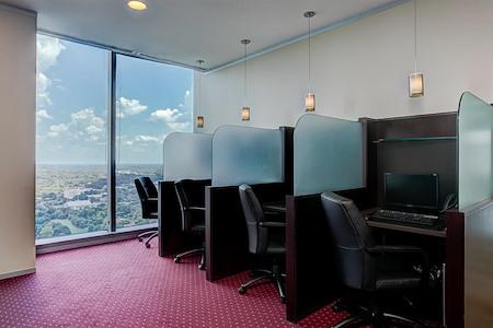 Servcorp - Atlanta 12th & Midtown - Hot Desk Workstation 2