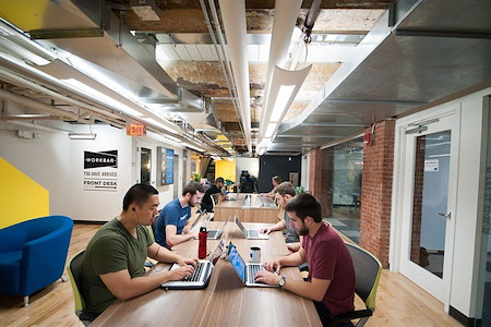 Workbar South Station - Part-time