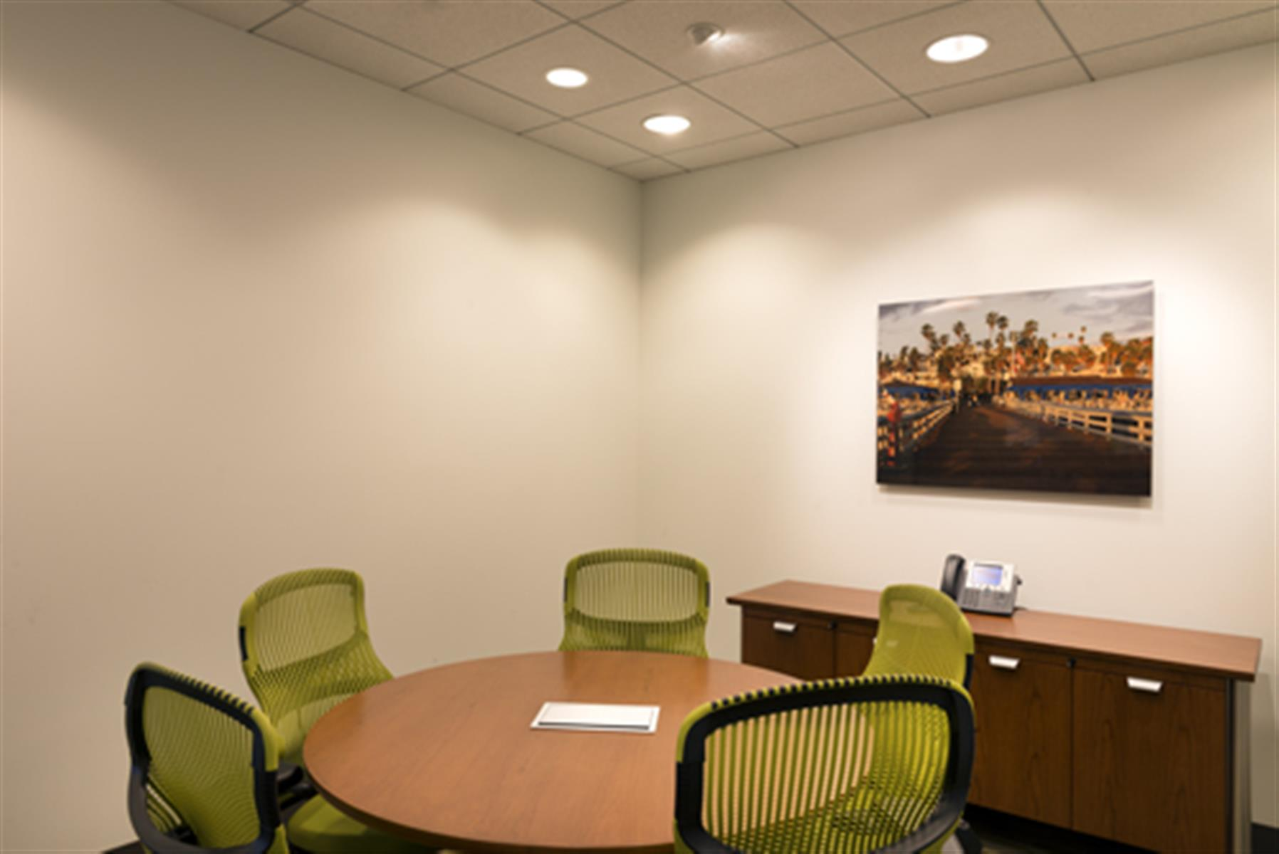 Carr Workplaces - Spectrum Center - Fortune Room