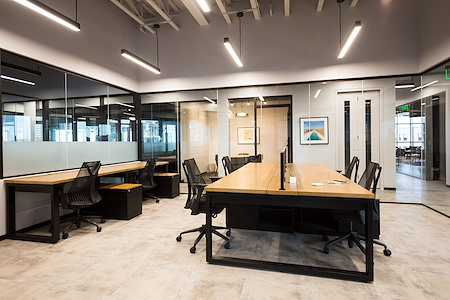 Industrious Indianapolis - Team Office for 5