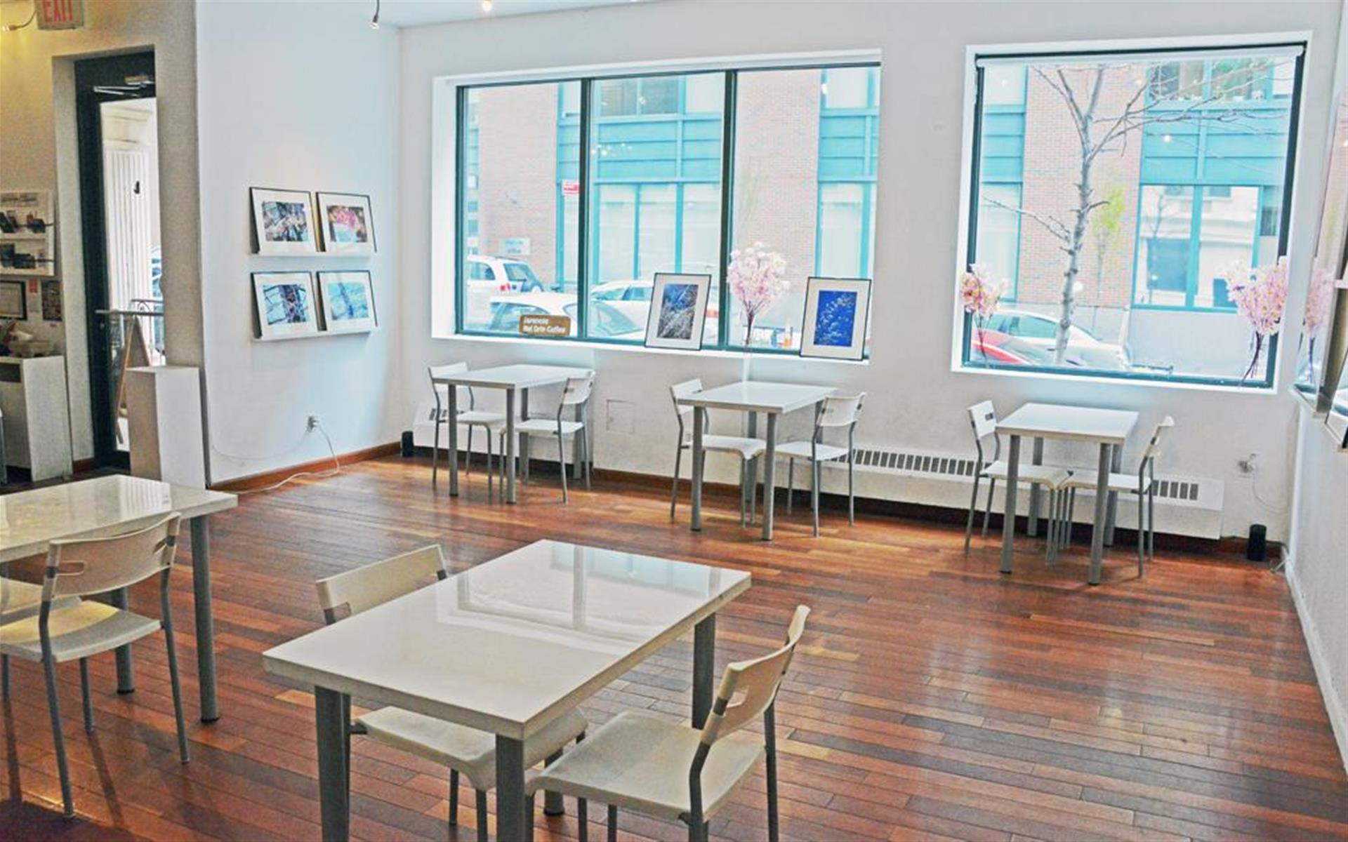 RESOBOX Gallery & Cafe - Multi-use event space