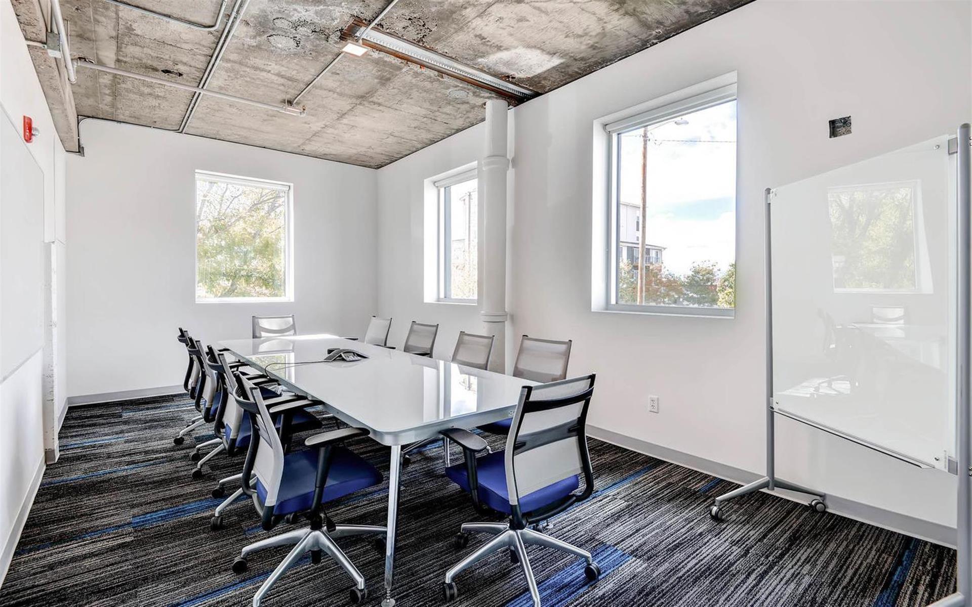 Enterprise Coworking - Sunnyside Meeting Room