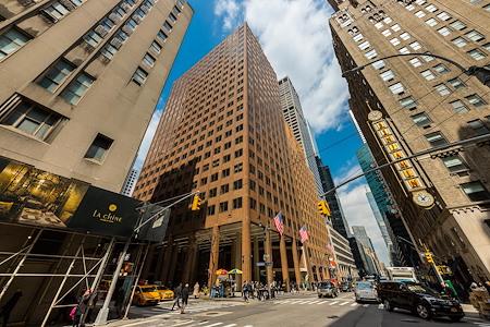 Knotel - 560 Lexington Avenue - Entire Seventh Floor