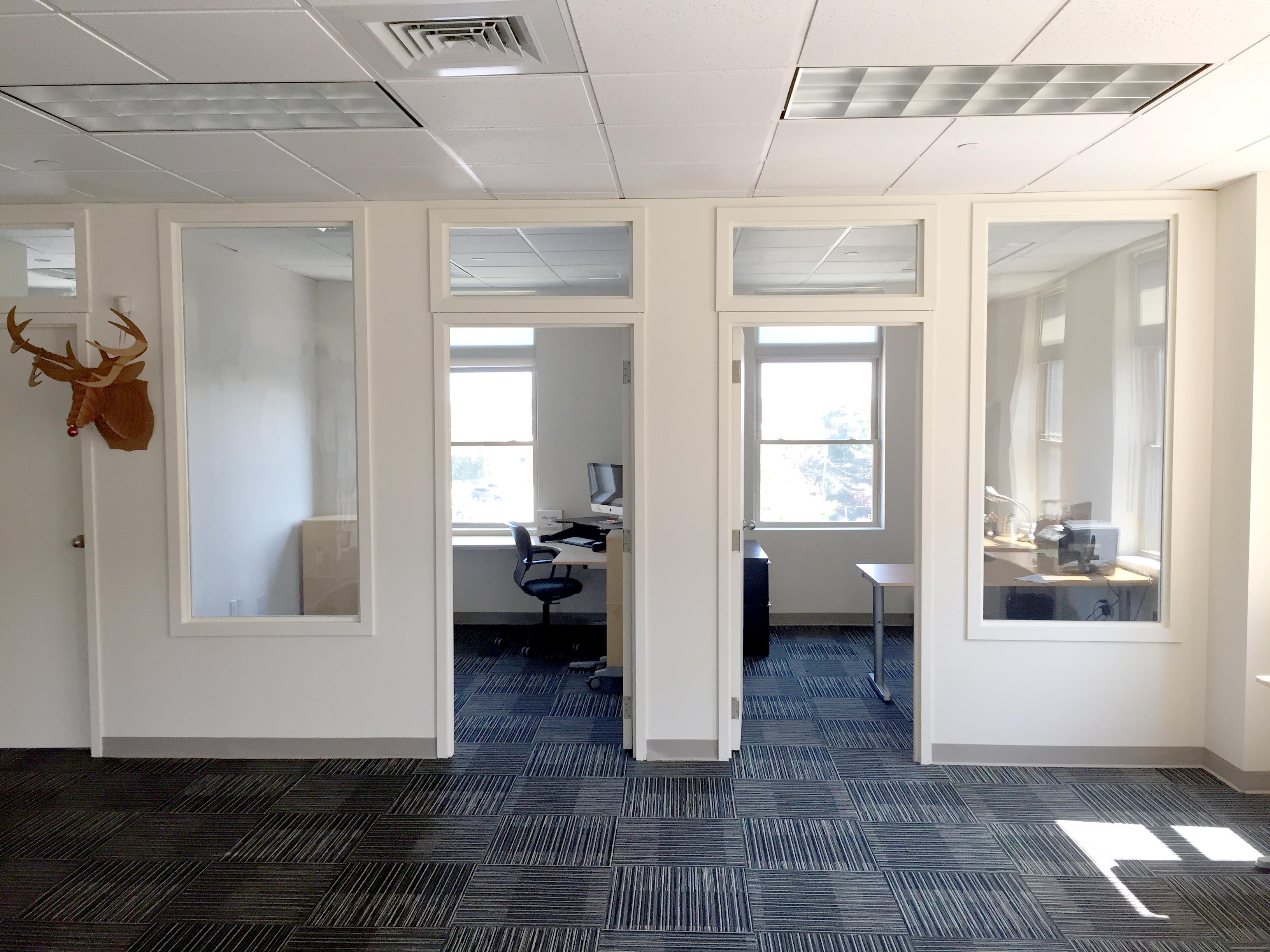 JB Design - Left Office
