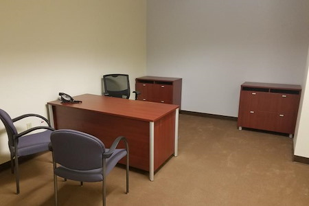 Pacific Workplaces - Capitol - Monthly Private Office 953