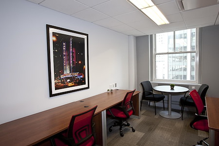 NYC Office Suites - 1270 Avenue of the Americas - 1270 Ave of the Americas