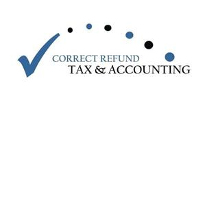 Logo of Correct Refund Tax & Accounting