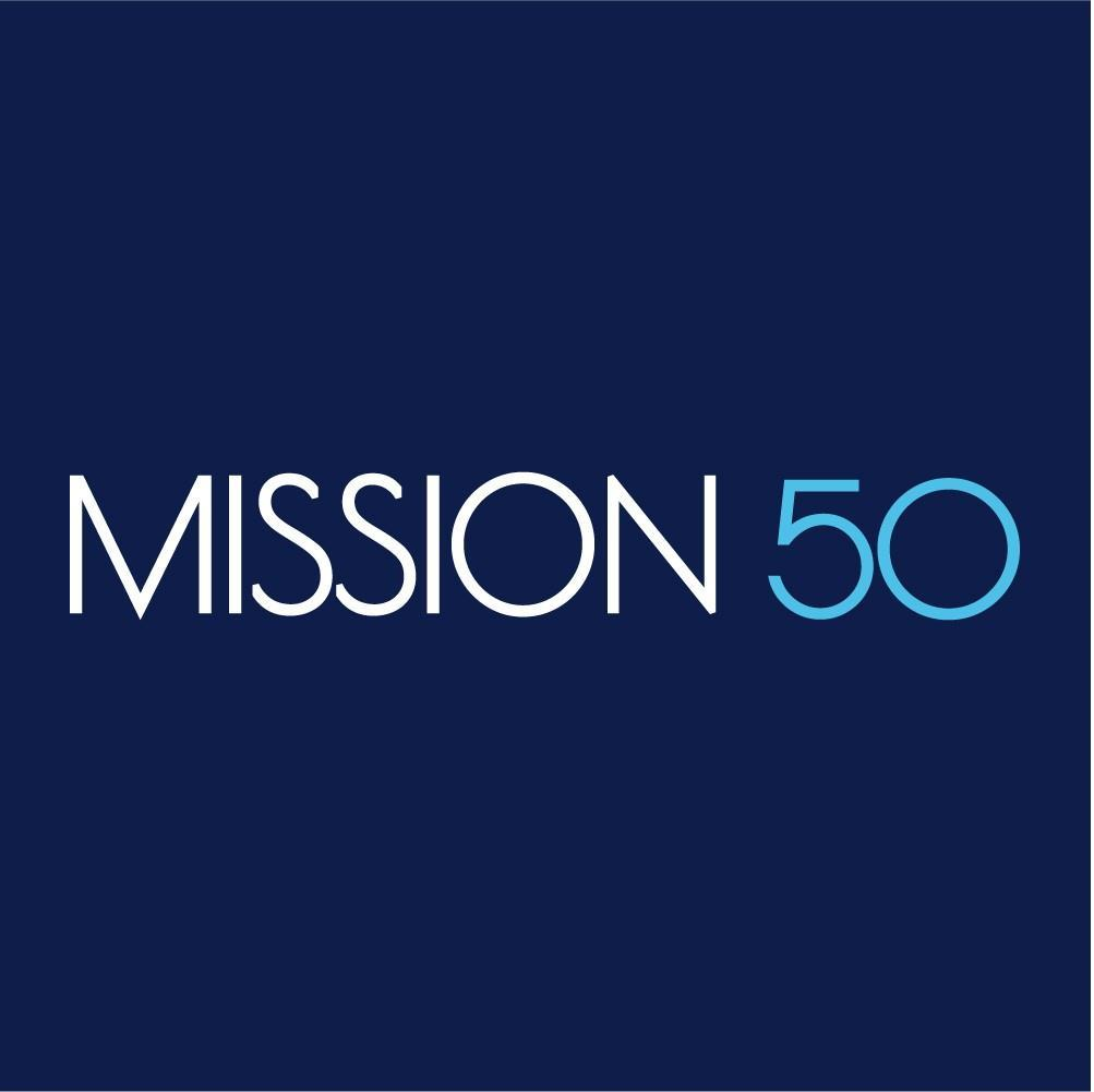 Logo of Mission 50 - NJ's Premier Coworking Space