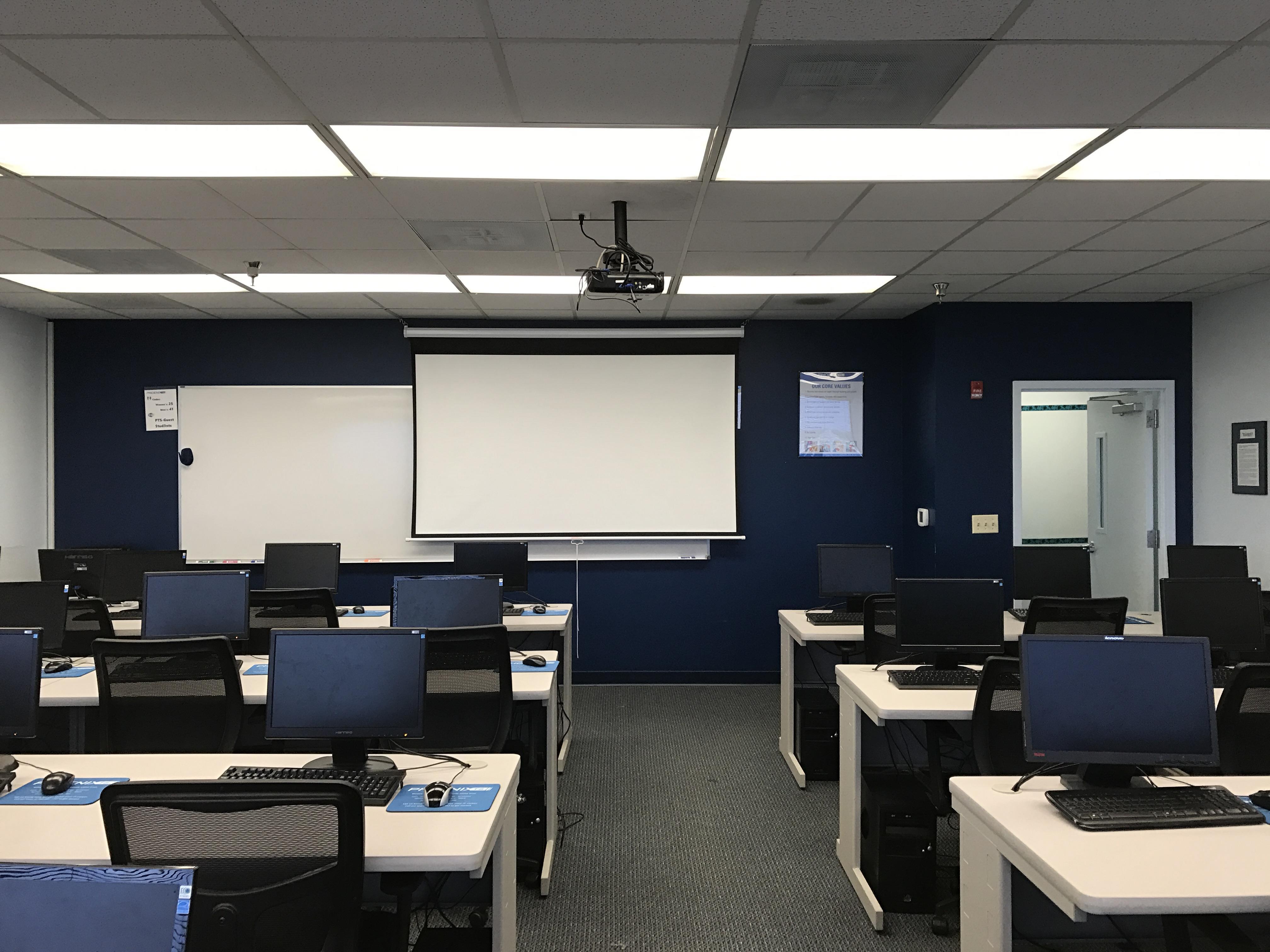 Phoenix Technology Solutions, LLC - Computer Lab F