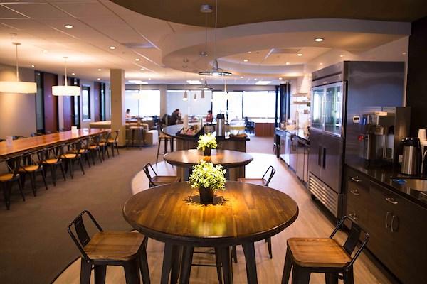580 Executive Center - Cafe Membership