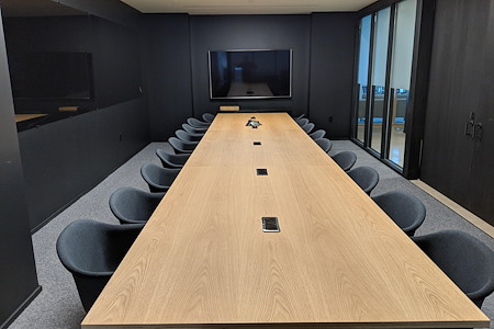 CENTRL Office Downtown Los Angeles - M1 Boardroom