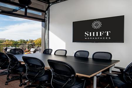 Shift Workspaces   Bannock - Flare