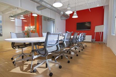 Protobrand - Dedicated Pod of Desks for Team of 2