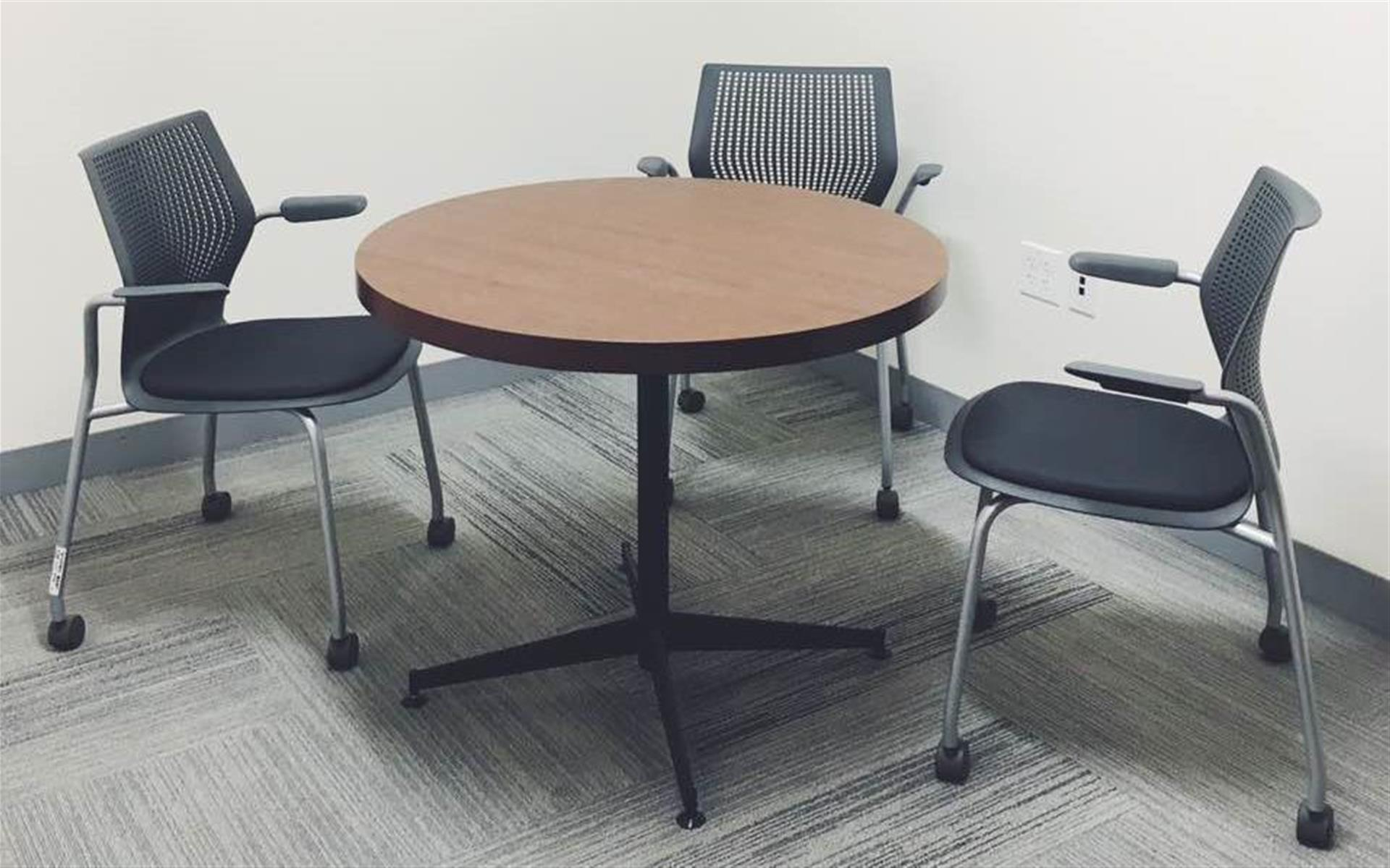 ZGC Innovation Center - ROOM 1043-Small Size Meeting Room