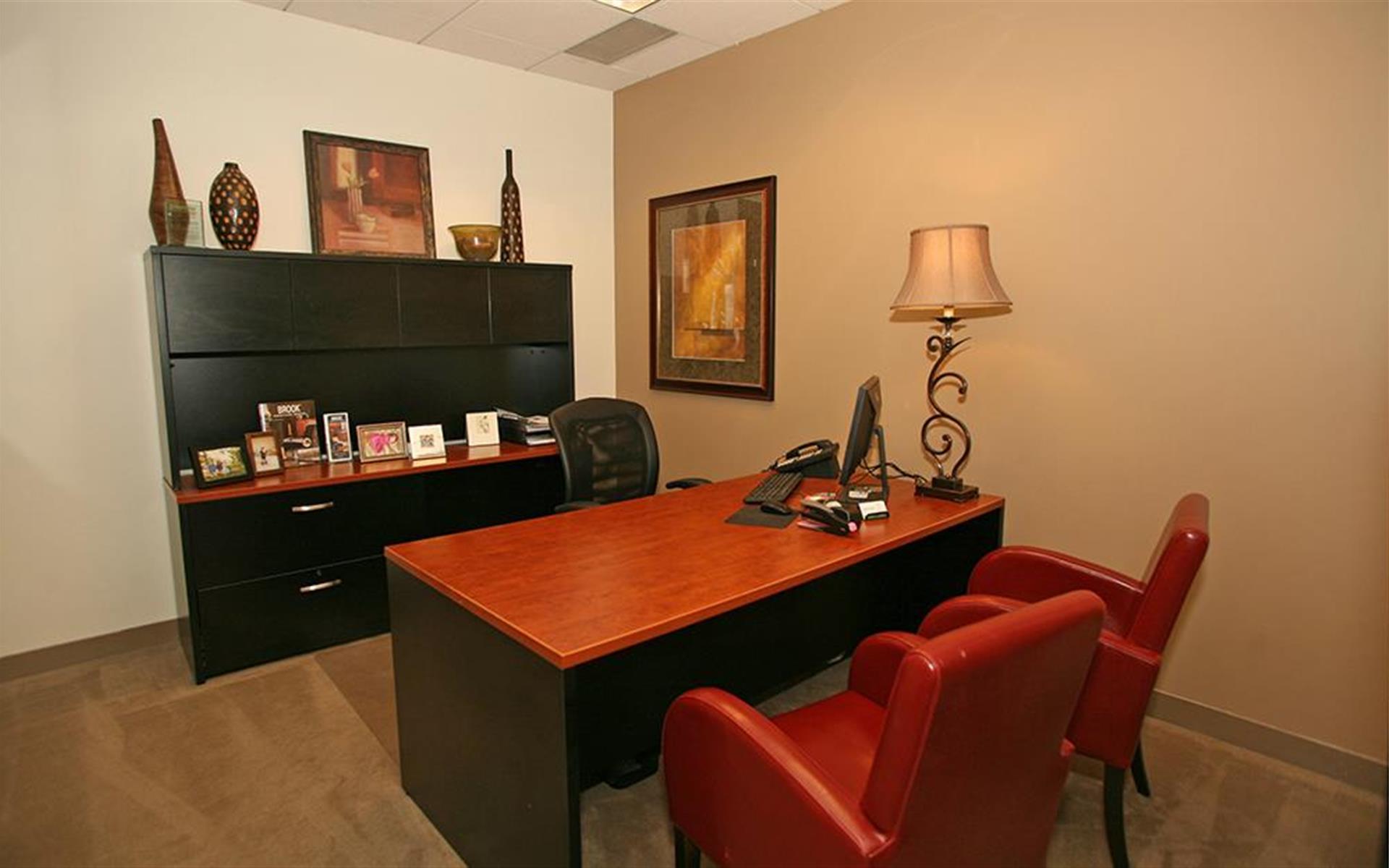 (SPE) Irvine Spectrum - Interior Office