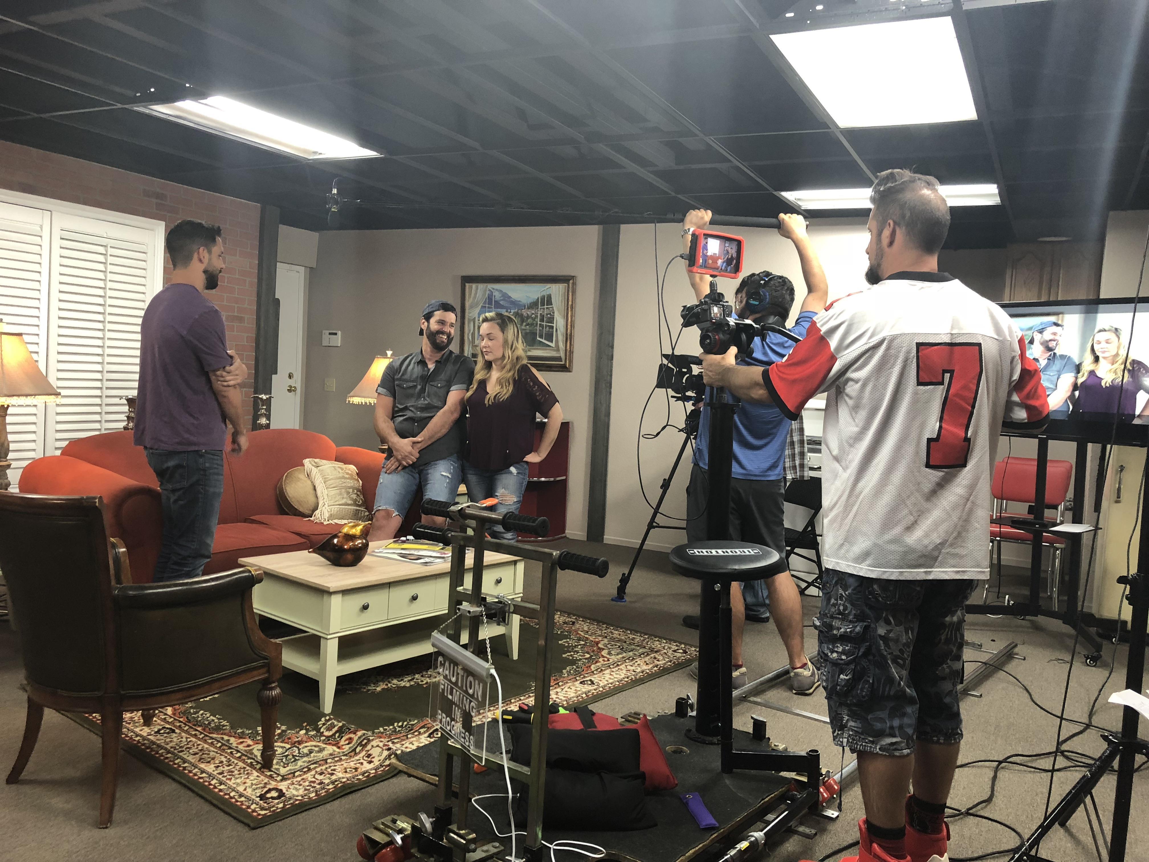 LA Acting Studios - Film Production Sets