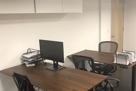 Curbstand, Inc. - Dedicated desk in NEW weho office