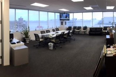 AdvantEdge Workspaces - Chevy Chase, DC Center - Suite 636-Corner suite + private office
