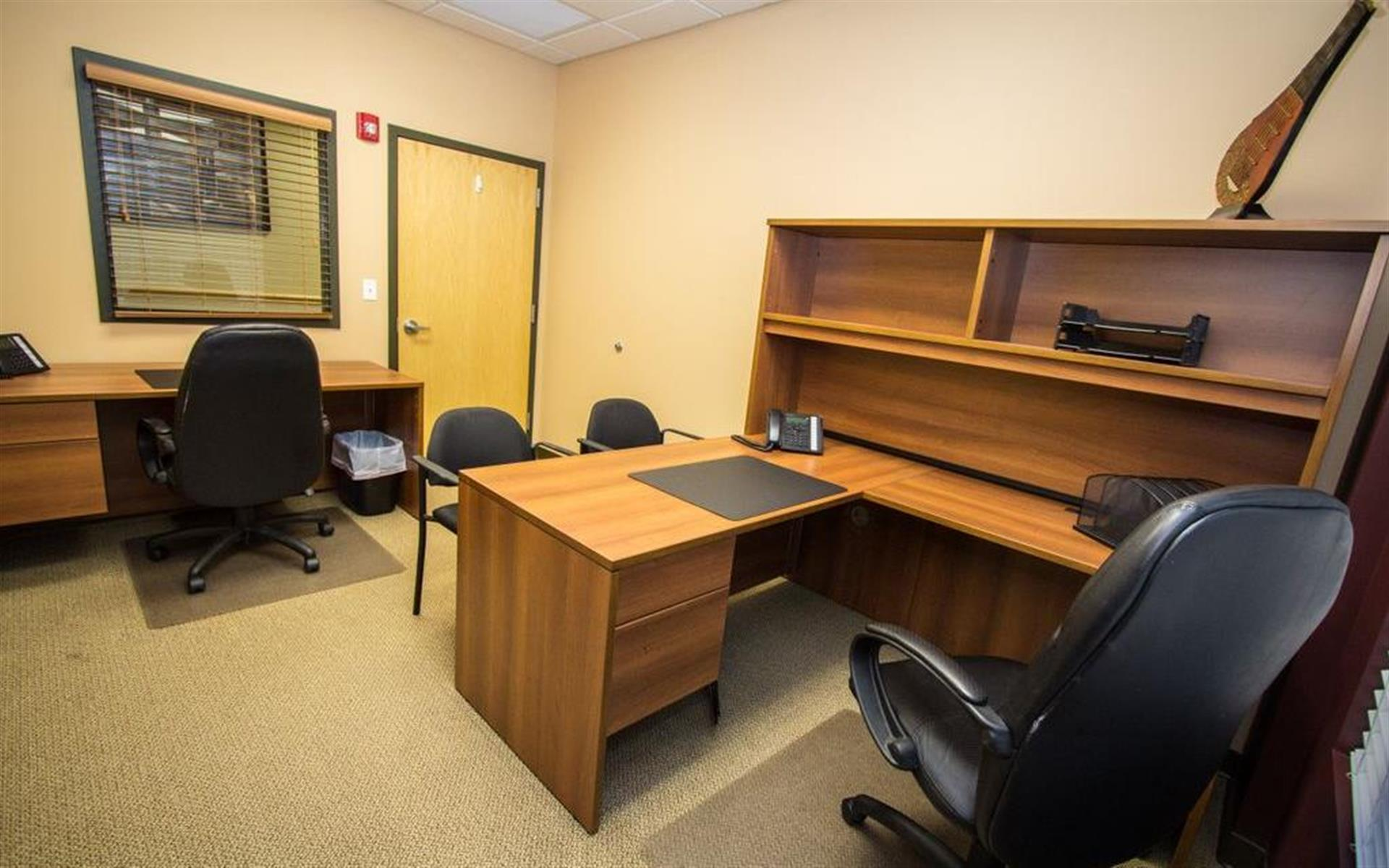 Liberty Office Suites - Montville - Interior Office #23