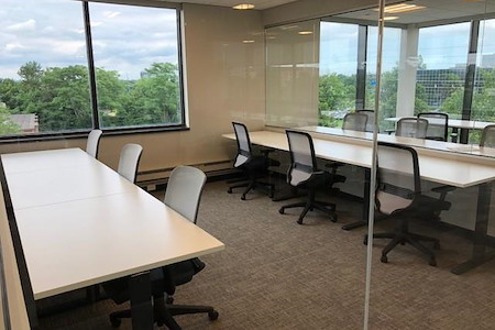PrimeWork - Suites 435 - Dedicated Desk