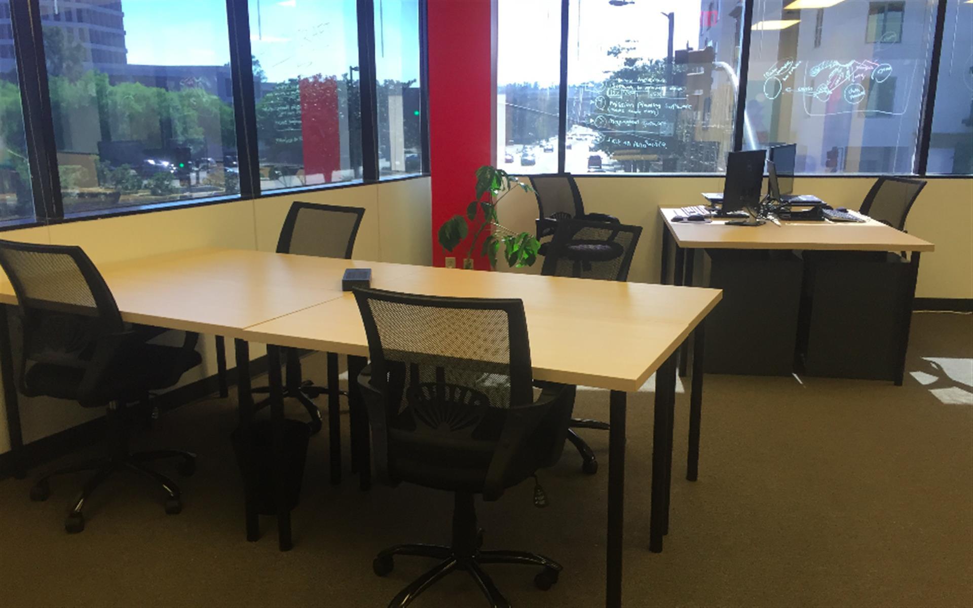 Spacecraft - Dedicated Desk