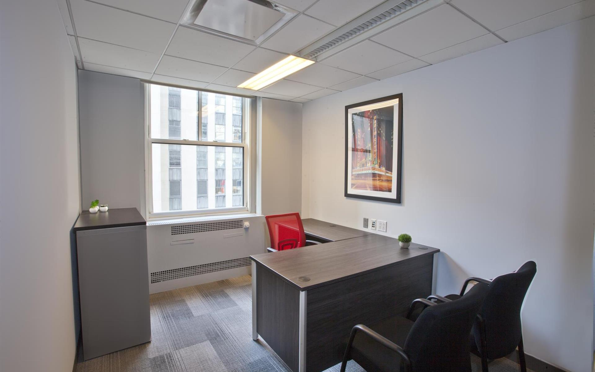 NYC Office Suites - 10 Grand Central - 1270 Avenue of the Americas
