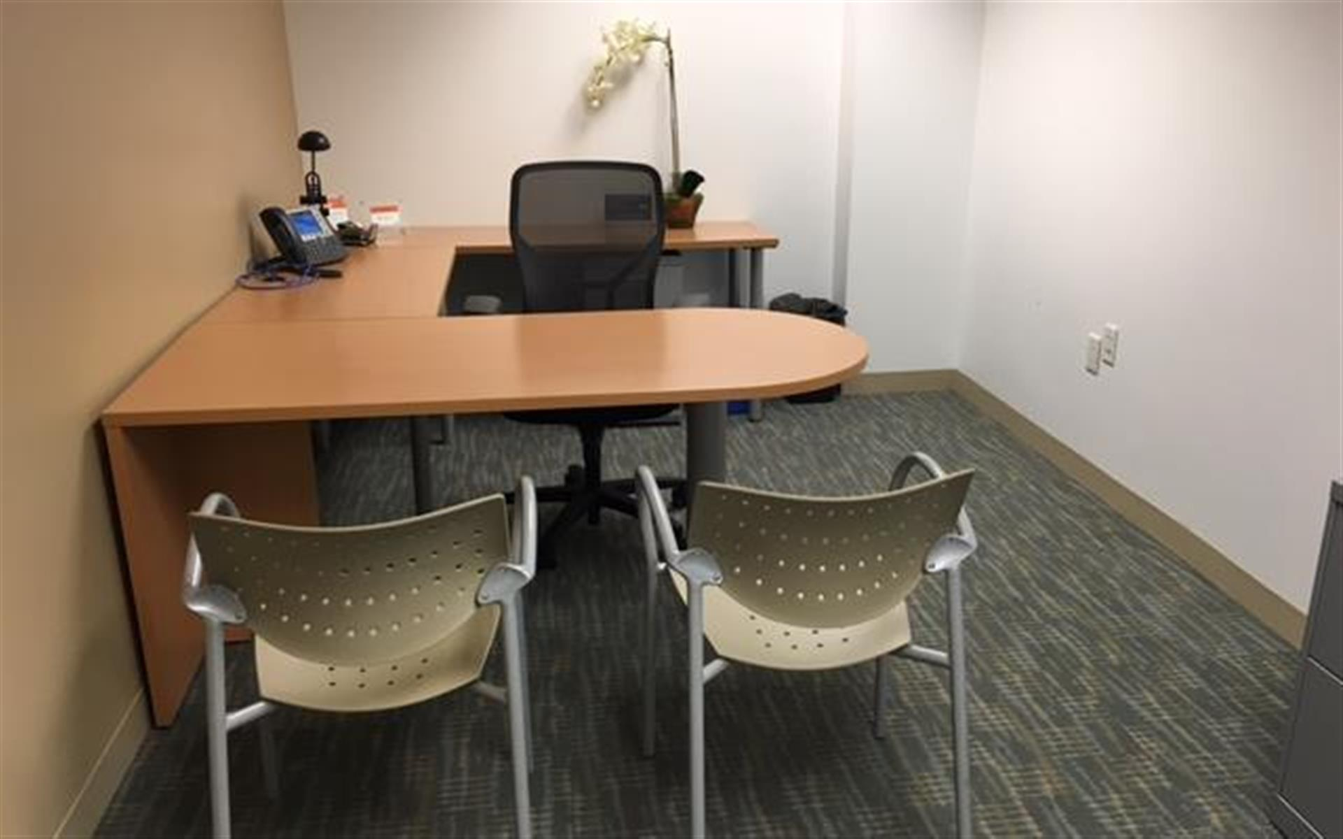 Carr Workplaces - Financial District - The Franklin Day Office