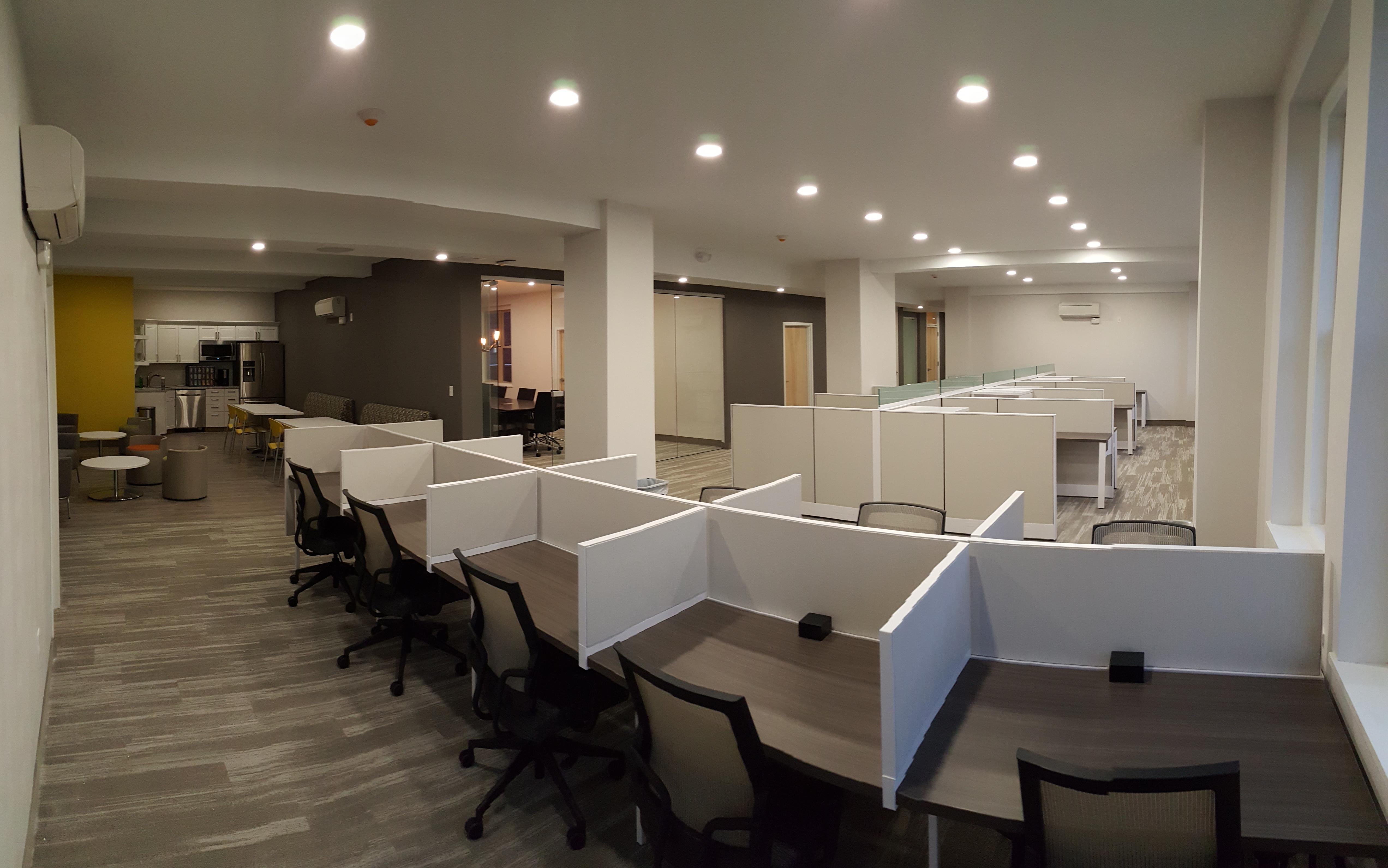 WBC Office Suites - Dedicated Desk