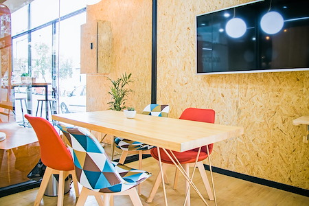 The Circle - Circle A Meeting Room