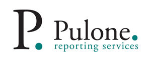 Logo of Pulone Reporting Services