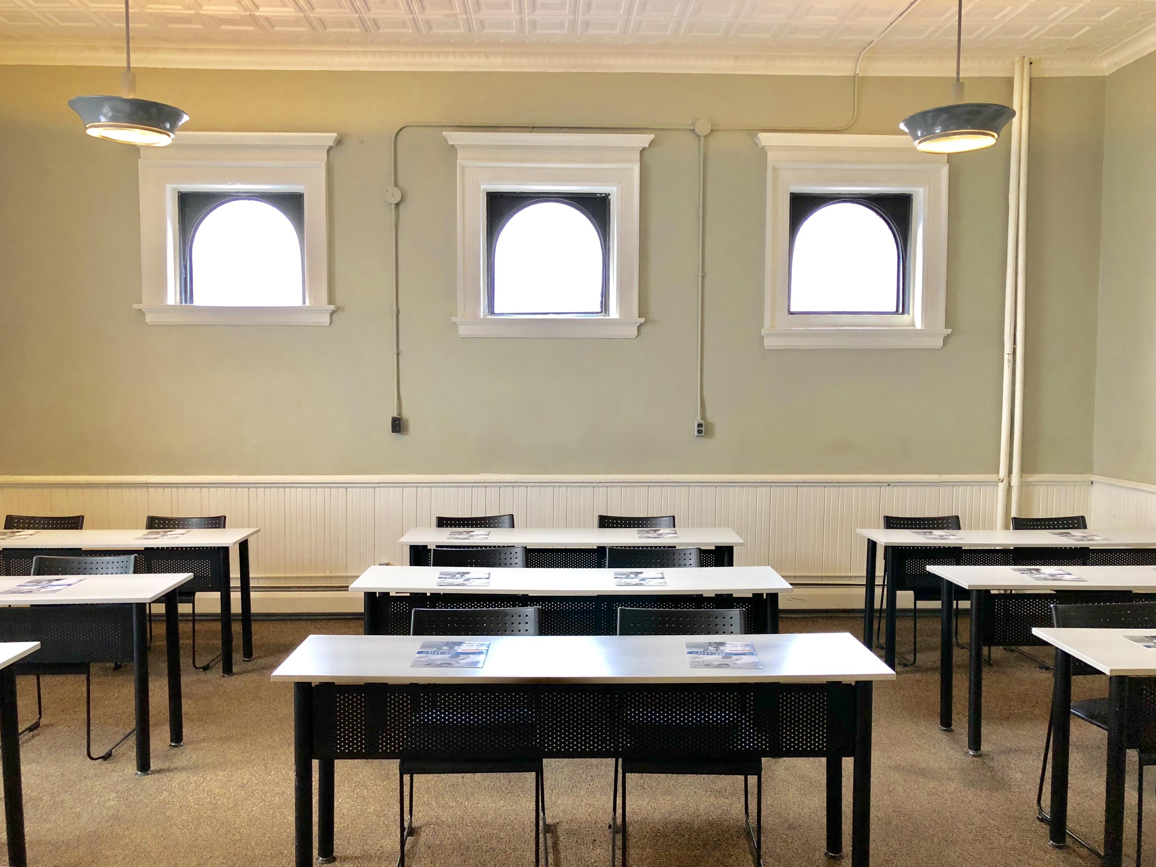 Old Precinct 13 - Small Classroom