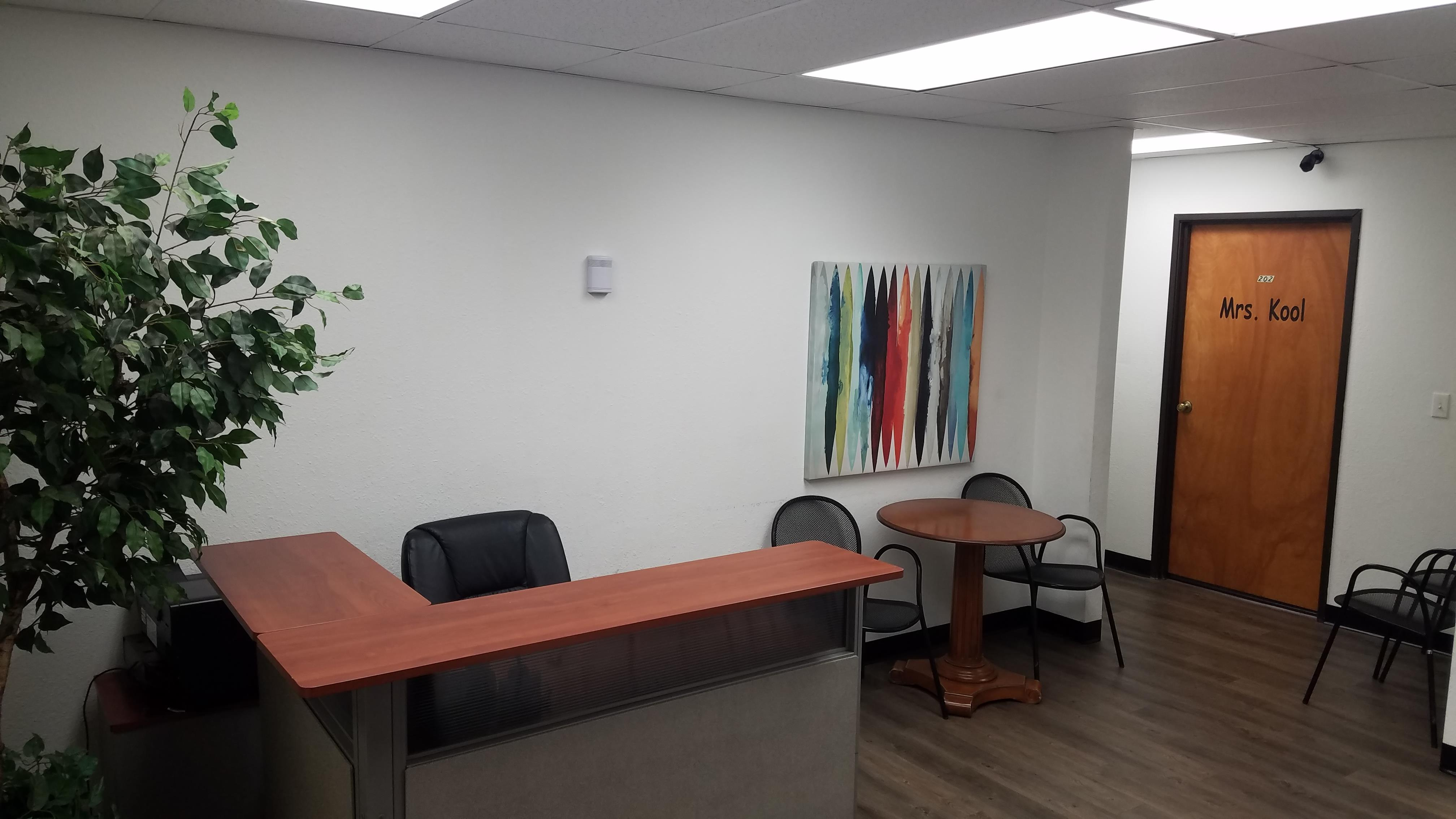 Henderson Learning Center - Conference room 210
