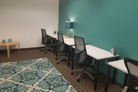 Regus- San Bruno - San Francisco Airport - Office 1