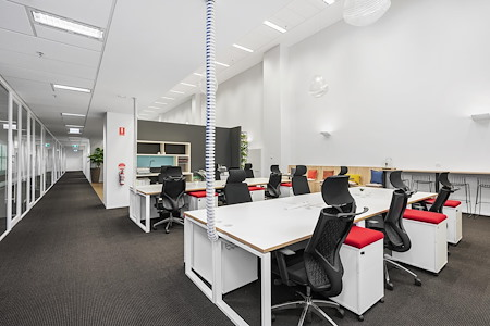 workspace365 - 555 Bourke Street - Dedicated Desk Bourke!