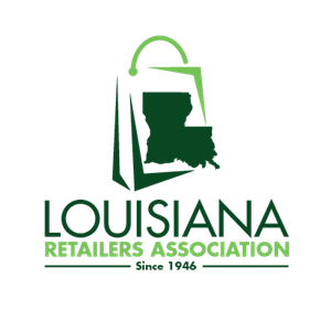 Logo of Louisiana Retailers Association
