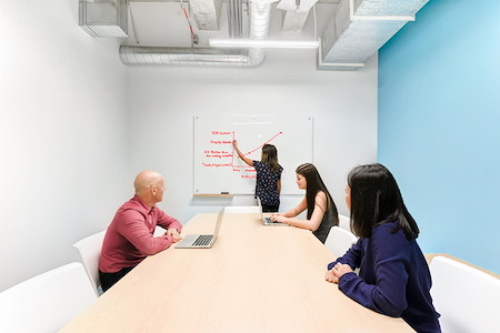TechSpace - Costa Mesa - White Haven Conference Room