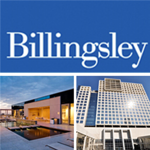 Logo of Billingsley Company | One Arts Plaza