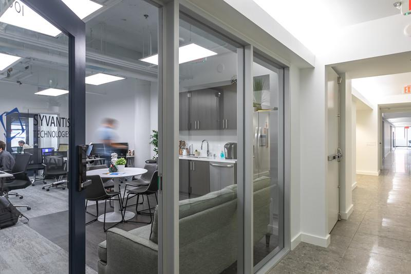 Novel Coworking - LaSalle Building - 5-6 Person Office